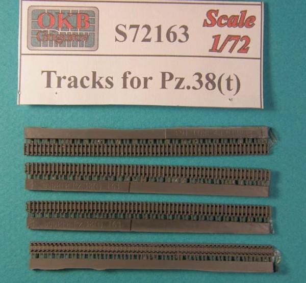 OKBS72163 Траки для танка Pz.38(t)            Tracks for Pz.38(t) (thumb8036)