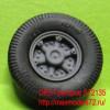 OKBS72135 Колеса для автомобиля Vomag 7 or 660, тип 1             Wheels for Vomag 7 or 660, type 1 (thumb7966)