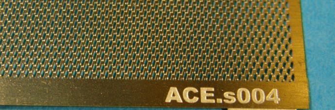 ACEs004   Slanting Wattled net - cell 1,0x0,5mm (Косая плетёная)  70*45mm (attach2 6746)