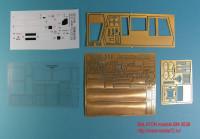 BM3538   КС-2573 конверсионный набор автокран для модели авт. Урал         KS-2573 autocrane conv. for Omega Ural kit (attach7 9103)