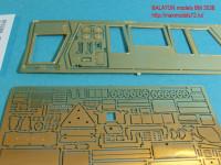 BM3538   КС-2573 конверсионный набор автокран для модели авт. Урал         KS-2573 autocrane conv. for Omega Ural kit (attach8 9103)