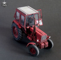 BM3542   МТЗ-80 трактор Беларусь           MTZ-80 Belarus tractor (attach3 9119)