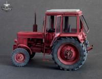 BM3542   МТЗ-80 трактор Беларусь           MTZ-80 Belarus tractor (attach5 9119)