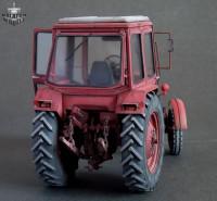 BM3542   МТЗ-80 трактор Беларусь           MTZ-80 Belarus tractor (attach6 9119)