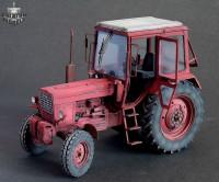 BM3542   МТЗ-80 трактор Беларусь           MTZ-80 Belarus tractor (attach4 9119)