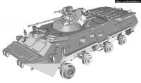 ACE72172   BTR-80A Russian APC (attach6 11489)