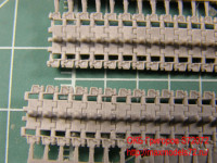 OKBS72072 Траки для семейства машин ИС/ИСУ литые 650мм обр. 1945 г.           Tracks for IS/ISU,postwar type, 650 mm (attach2 7742)