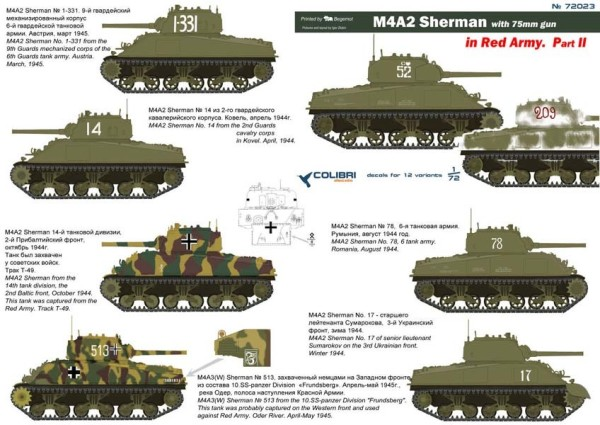 CD72023   M4A2 Sherman in Red Army  Part II (thumb6253)