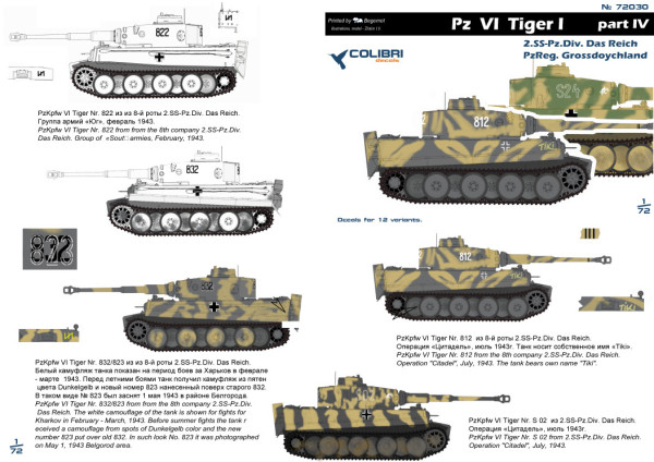 CD72030   Pz  VI  Tiger I  -  Part IV (thumb6281)