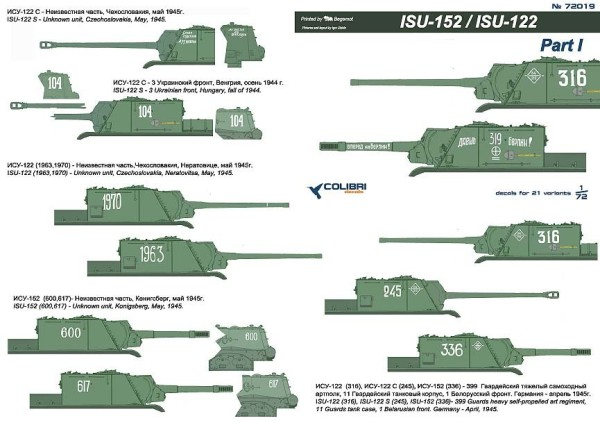 CD72019   ISU-152/ ISU-122 Part I (thumb6238)