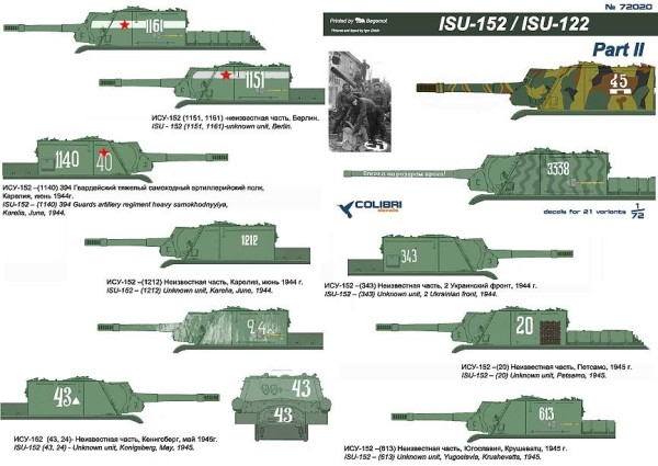 CD72020   ISU-152/ ISU-122 Part II (thumb6242)
