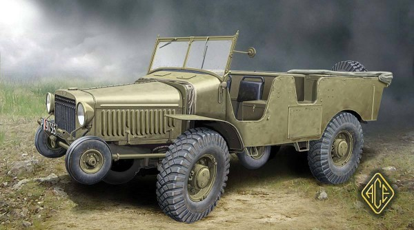 ACE72535   French Artillery tractor (4x4) V-15T (thumb6650)