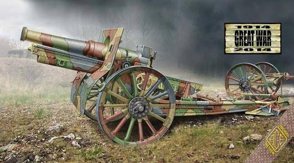 ACE72543   Cannon de 155 C modele 1917 (wooden wheels) (thumb6656)