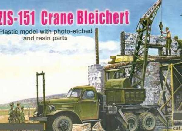 ZZ87015   Zis-151 Crane Bleichert (thumb9945)