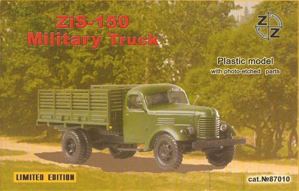 ZZ87010   Zis-150 Military Truck (thumb9941)