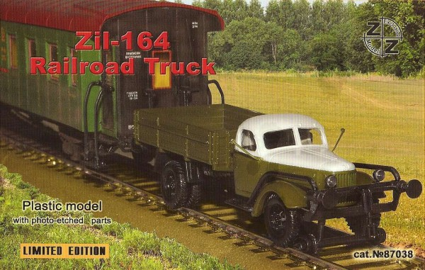 ZZ87038   Zil-164 Railroad Truck (thumb9976)