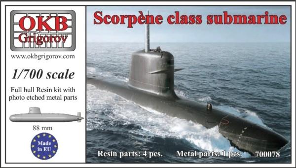 OKBN700079   Scorp?ne class submarine (thumb11359)