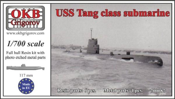 OKBN700087   USS Tang class submarine (thumb11379)