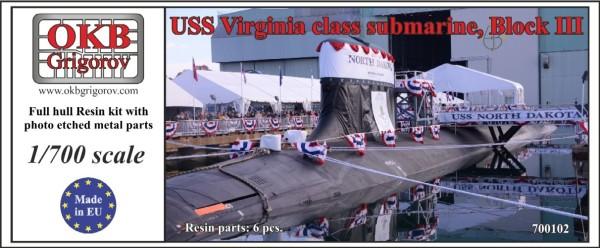 OKBN700102   USS Virginia class submarine, Block III (thumb11418)