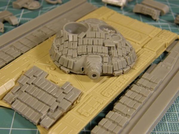 TG72022   Т-72Б с ДЗ конверсионный набор (Conversion set) (thumb11622)