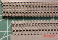 OKBS72046 Траки для танков Pz.V Panther, поздние           Tracks for Pz.V Panther, late (attach1 7641)