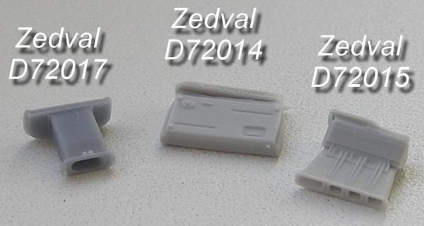ZdD72017   Выпускной патрубок для Т-72, Т-90      Exhaust Т-72, Т-90 (thumb7325)