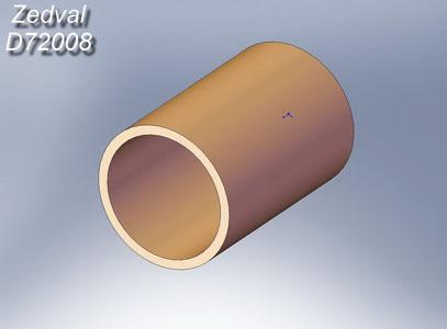 ZdD72008   90 mm Nb.k.wg дымовые гранатометы для немецкой бронетехники Второй мировой войны.                   German 9cm Nb.k.wg smoke grenade launcher (6pc) (thumb7294)