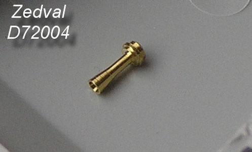 ZdD72004   Звуковой сигнал для бронетехники 30 годов        Sound signal for soviet tanks and AFVs 30-40th years (5pc) (thumb7286)