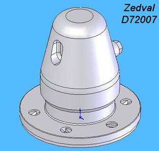 ZdD72007   Бронировка перископа для Т-34           Armor protection of a periscope T-34 (thumb7292)