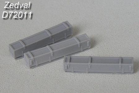 ZdD72011   Ящики для НАР С-8            Boxes НАР С-8 (5pc) (thumb7304)