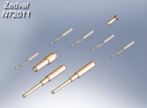ZdN72011   Набор деталей для Т-35           Set for T-35 (thumb7242)