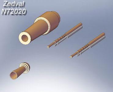 ZdN72020   Набор деталей для Т-26А           Set for T-26A (thumb7254)