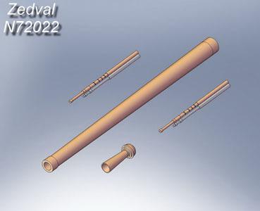 ZdN72022   Набор деталей для КВ-1              Set for KV-1 (thumb7258)