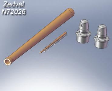 ZdN72026   Набор деталей для Т-34/76               Set for T-34/76 (thumb7262)