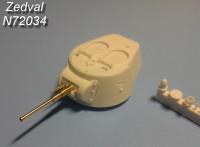 ZdN72034   Набор деталей для БТ-7 (attach4 7271)