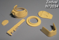 ZdN72034   Набор деталей для БТ-7 (attach5 7271)