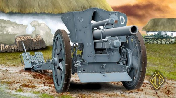 ACE72216   le FH18 10,5 cm Field Howitzer (thumb6504)