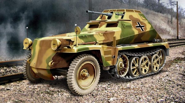 ACE72247   SdKfz.250/9 arm. Halftrack (thumb6523)