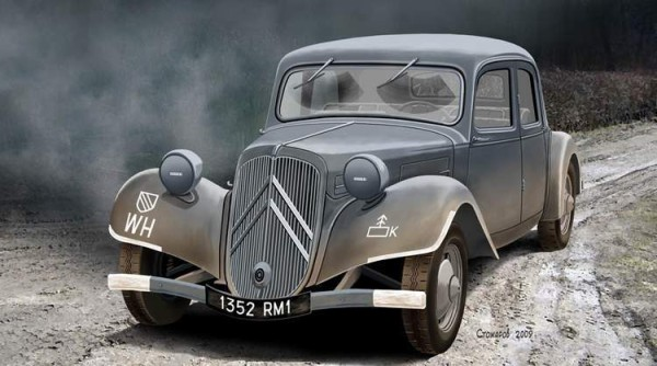 ACE72273   Citroen Traction Avant CV11 (thumb6549)