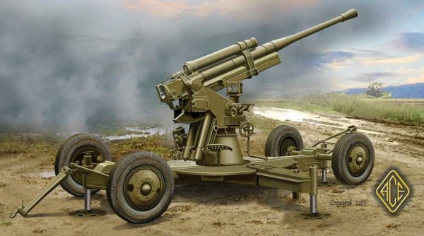 ACE72276   52-K 85mm Soviet Heavy AA Gun (early version) (thumb6555)