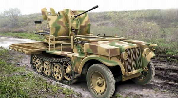 ACE72286   2cm Flak 38 sfl SdKfz.10/4 (thumb6573)