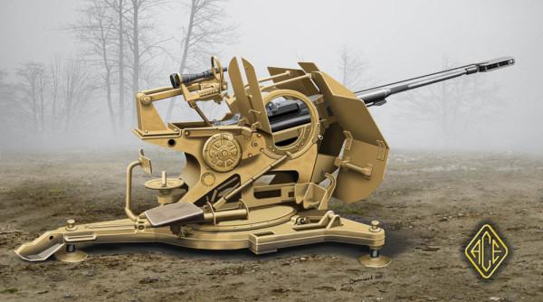 ACE72294   3cm Flak 103/38 Jaboshreck (with trailer) (thumb6585)