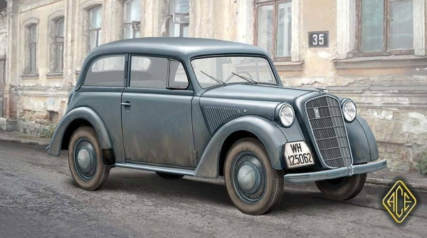 ACE72506   1937 Olympia Stabswagen (Staff Car) Sedan (thumb6608)