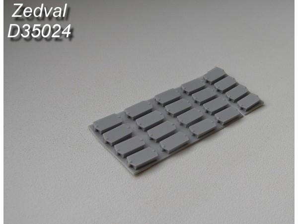 ZdD35024   Контейнеры динамической защиты тип «D»            Containers of explosive reactive armor (thumb7381)