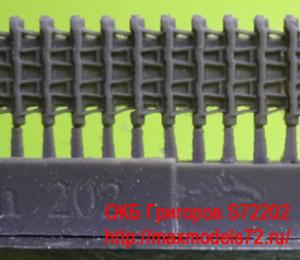 OKBS72202 Траки для семейства танков M4 Tracks for M4 family, C.D.P. (thumb8590)