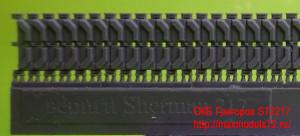 OKBS72217 Траки для семейства танков M4 Tracks for M4 family, T84 (thumb8613)