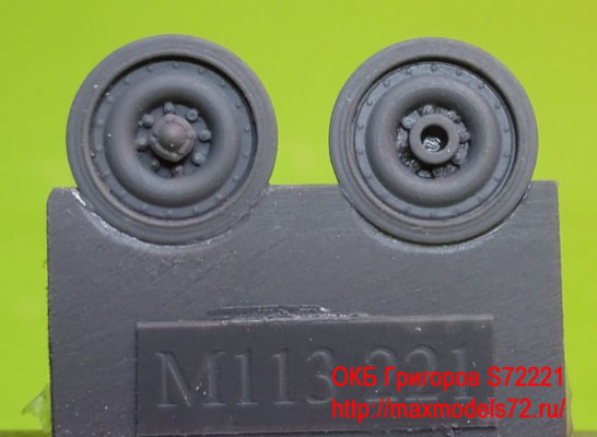 OKBS72221   Траки для M113         Wheels for M113 (thumb10468)