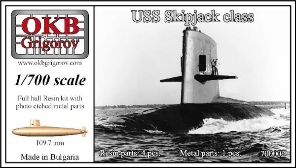 OKBN700002   USS Skipjack class submarine (thumb11103)