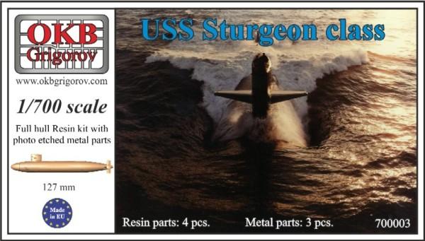 OKBN700003   USS Sturgeon class submarine (thumb11106)