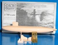 OKBN700003   USS Sturgeon class submarine (attach1 11106)